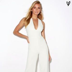 Lulus white jumpsuit